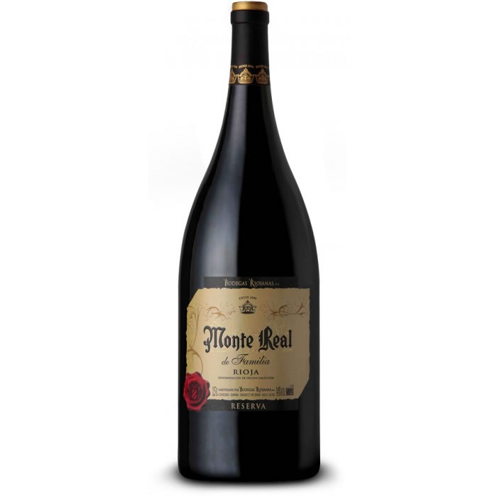 Monte Real Crianza Wijn 2016 Magnum Casa Bodega