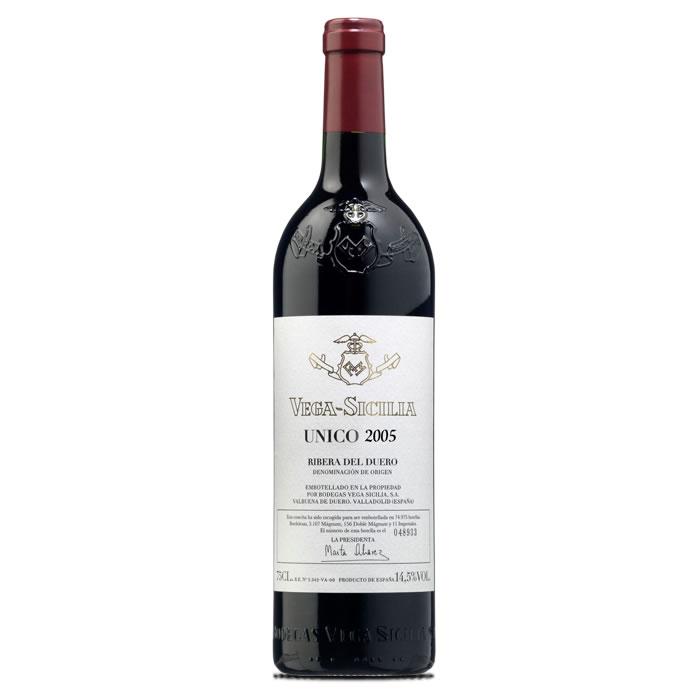 Vega Sicilia Magnum Single 2005 The Home Wine Cellar